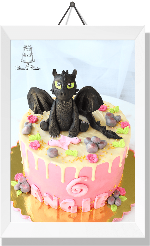 Gateau-Dragon-Krokmou