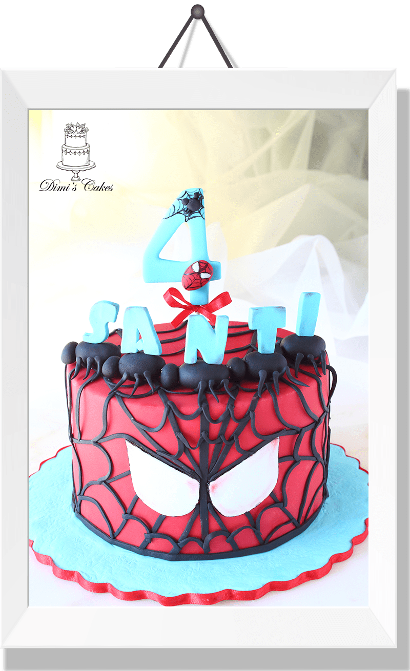 Gateau-Spiderman-min
